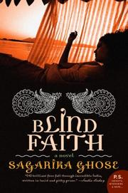 Cover of: Blind Faith by Sagarika Ghose