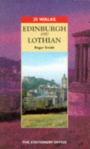 Cover of: Edinburgh and the Lothians | Roger Smith