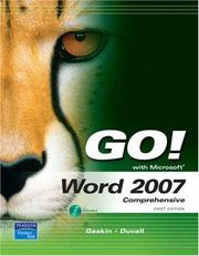 Cover of: GO! with Word 2007, Comprehensive | Shelley Gaskin