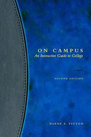 Cover of: On campus by Diane Fitton
