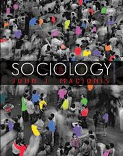 Cover of: Sociology (12th Edition) (MySocLab Series) by John J. Macionis