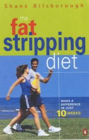 Cover of: The Fat-stripping Diet | Shane Bilsborough