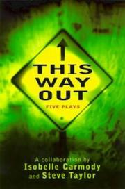 Cover of: This Way Out by Isobelle Carmody