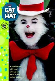 Cover of: Dr. Seuss' The cat in the hat | Jim Thomas, Random House