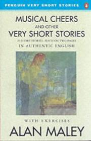 Cover of: Musical Cheers and Other Very Short Stories (Penguin Very Short Stories) | Alan Maley