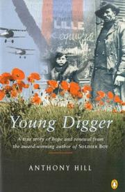 Cover of: Young Digger | Anthony Hill