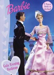 Cover of: Gala Evening Fashions (Paper Doll Book) by Golden Books
