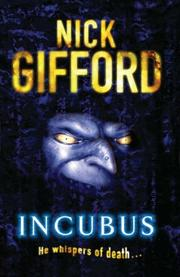 Cover of: Incubus | Nick Gifford