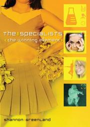 Cover of: The Winning Element (The Specialists) | Shannon Greenland