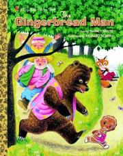 Cover of: The Gingerbread Man by Nancy Nolte