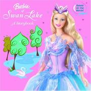 Cover of: Barbie of Swan Lake by Golden Books