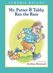 Cover of: Mr. Putter & Tabby Run the Race (Mr. Putter & Tabby) | Cynthia Rylant