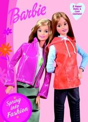Cover of: Spring into Fashion (Paper Doll Book) | Golden Books