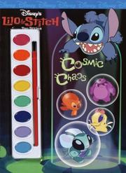 Cover of: Cosmic Chaos (Paint Box Book) | Golden Books