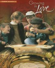 Cover of: Growing in Love 2 | Harcourt Religion Publishers