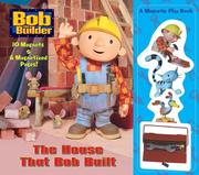Cover of: The House that Bob Built | Golden Books