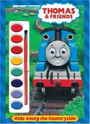 Cover of: Ride Along the Countryside (Paint Box Book) by Golden Books
