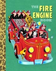 Cover of: The Fire Engine Book | Golden Books