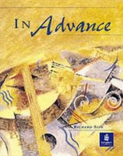 Cover of: In Advance by Richard Side