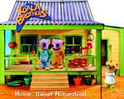 Cover of: Home, Sweet Homestead (The Koala Brothers) | Golden Books