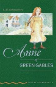 Cover of: Anne of Green Gables | Clare West