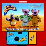 Cover of: My Outback Friends and Me (Color Plus Camera) | Golden Books