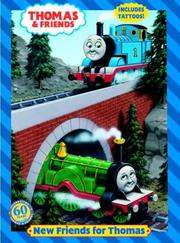 Cover of: New Friends for Thomas by Golden Books