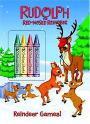 Cover of: Reindeer Games | Golden Books