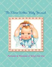Cover of: Eloise Wilkin Baby Journal by Golden Books