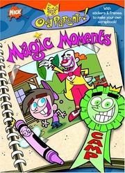Cover of: Magic Moments | Golden Books