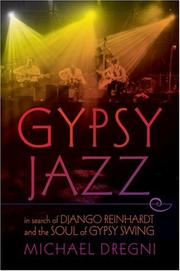 Cover of: Gypsy Jazz by Michael Dregni