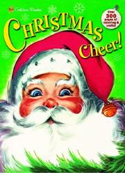Cover of: Christmas Cheer! | Golden Books