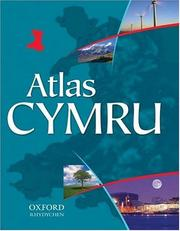 Cover of: Atlas Cymru (Welsh Joint Education Comm) | Welsh Joint Education Committee