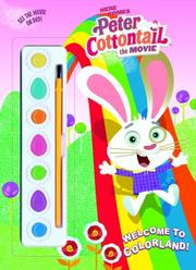 Cover of: Welcome to Colorland! (Paint Box Book) | Golden Books