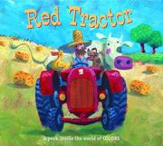 Cover of: Red Tractor by Golden Books