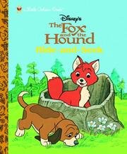 Cover of: Fox and the Hound | Golden Books