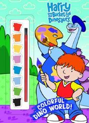 Cover of: Colorful Dino World! (Paint Box Book) by Golden Books
