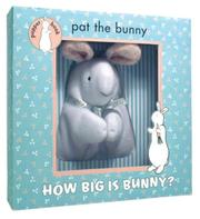 Cover of: How Big is Bunny (Puppet Book) | Golden Books