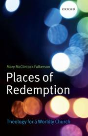Cover of: Places of Redemption | Mary McClintock Fulkerson