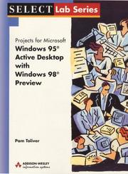 Cover of: Windows 95 With Active Desktop and Windows 98 | Brent