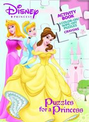 Cover of: Puzzles for a Princess | Golden Books