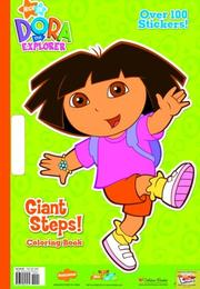 Cover of: Giant Steps! (Giant Coloring Book) | Golden Books