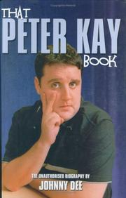 Cover of: Peter Kay | Johnny Dee
