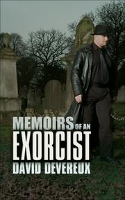Cover of: Memoirs of an Exorcist | David Devereux