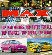 "Cover of: ""Maxpower""'s Mad Motors 