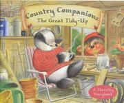Cover of: Great Tidy Up (Country Companions) | Iona Treahy