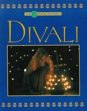 Cover of: Divali (A World of Festivals) | Dilip Kadodwala