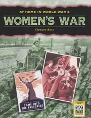 Cover of: Women's War (At Home in World War II) by Ross, Stewart.