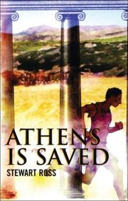 Cover of: Athens Is Saved (Flashbacks) | Ross, Stewart.