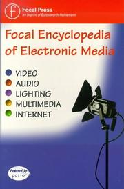 Cover of: Focal Encyclopedia of Electronic Media (CD-ROM Network Version) | Christopher H. Sterling